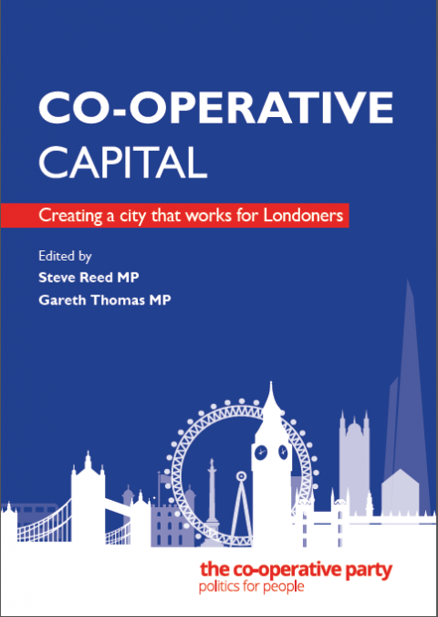 Co-operative Capital: Creating a city that works for Londoners