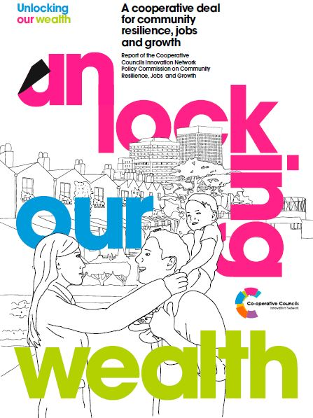 Unlocking our wealth: Report of Commission on Community Resilience, Jobs and Growth