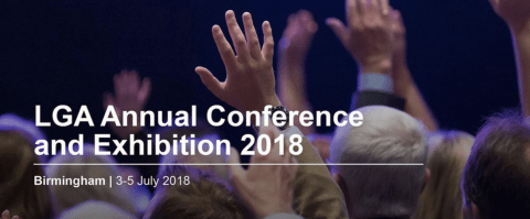 Local Government Association Annual Conference and Exhibition