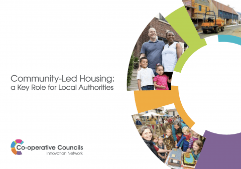 Community-Led Housing Local Authority Group - introductory webinar
