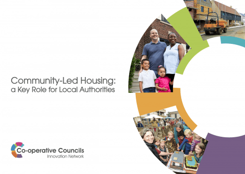Launch of the CCIN Housing Commission report on Community-Led Housing