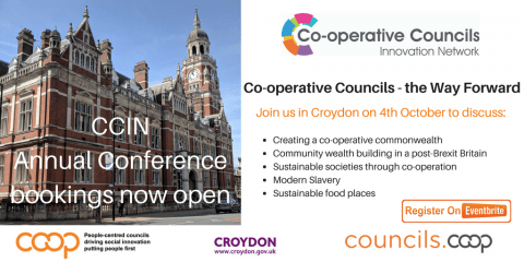 Annual Conference bookings now open