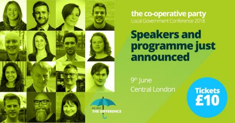 Co-operative Party Local Government Conference