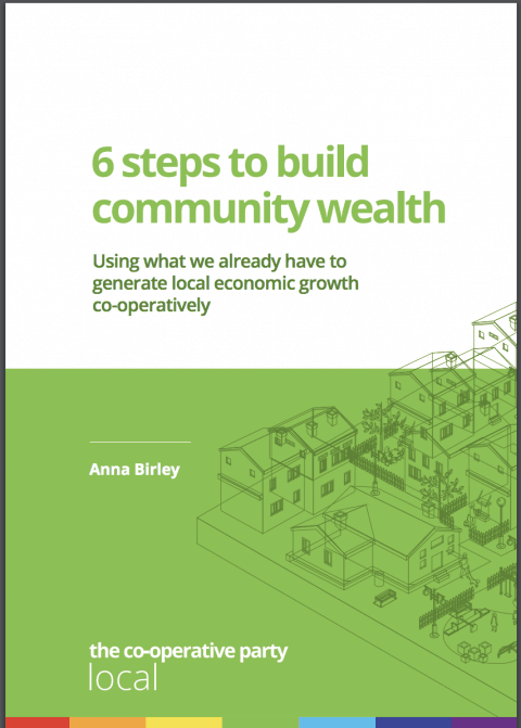 6 steps to build community wealth