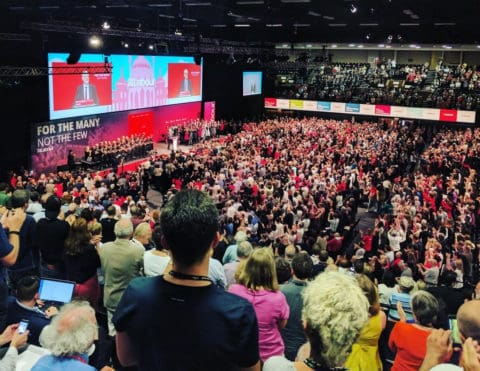 Labour Party Annual Conference 2019