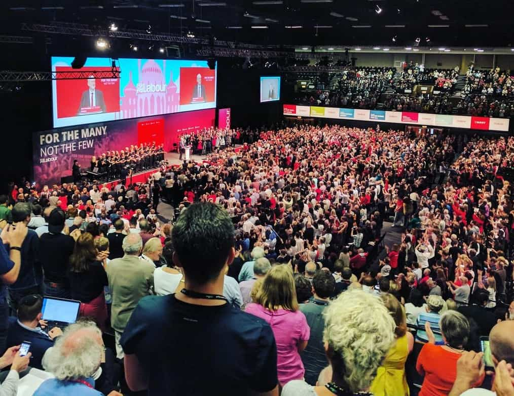 Image result for Labour Party Conference 2019
