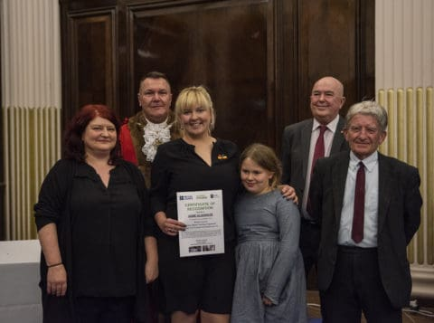 Active Citizens Award - Hull City Council