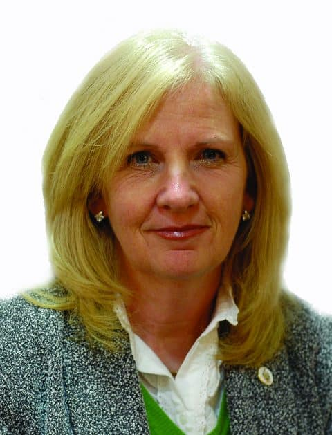 Cllr Sharon Taylor OBE – Chair of the CCIN & Leader of Stevenage Borough Council
