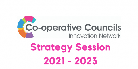 CCIN Strategy Session 2021