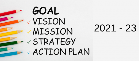CCIN Strategy and Action Planning 2021 - 23