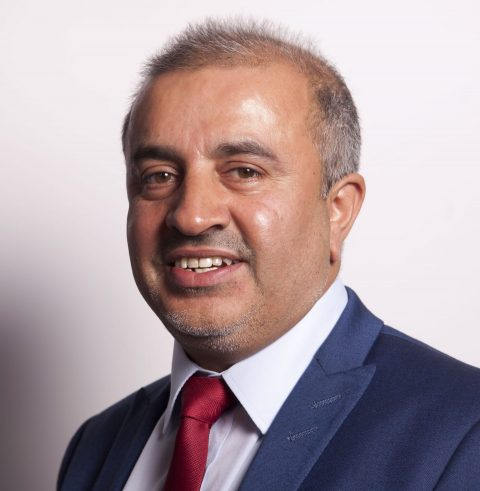 Councillor Shabir Pandor, Leader Kirklees Council