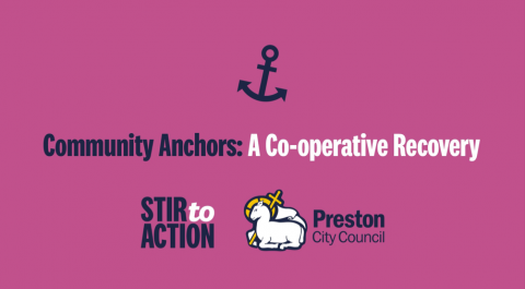 Community Anchors - A Co-operative Recovery - Preston City Council
