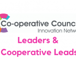 CCIN Minutes - Developing the Co-operative Economy - Leaders Group