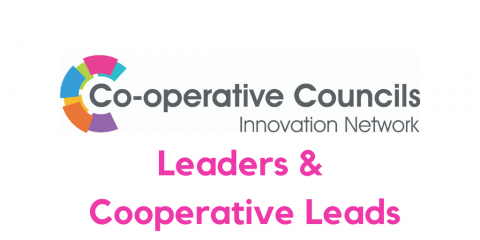 CCIN Minutes - Developing the Cooperative Economy - Leaders Group