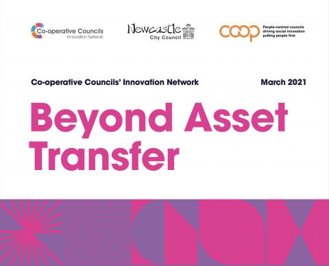 Webinar Invite: CCIN launches its latest report - Beyond Asset Transfer