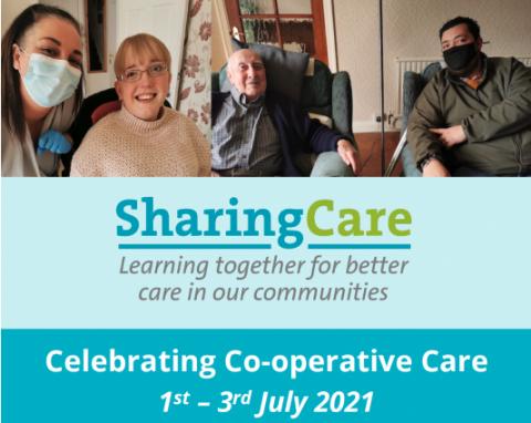 Celebrating Co-operative Care Banner