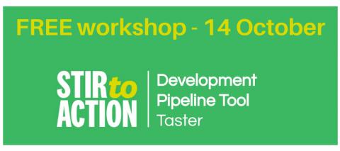 Co-op Development Tool - Taster Workshop