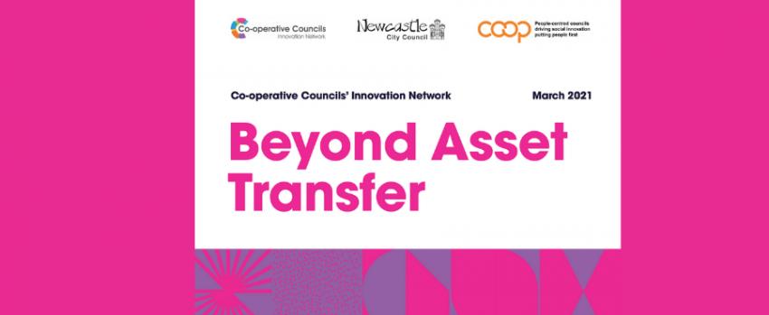Beyond Asset Transfer